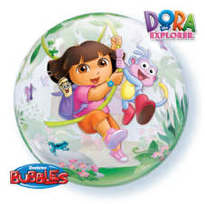 Dora The Explorer Bubble Balloon